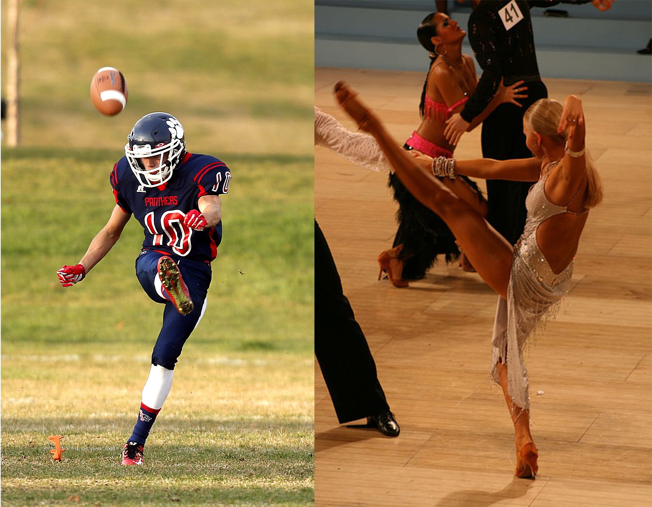 Dance and Sports Collide