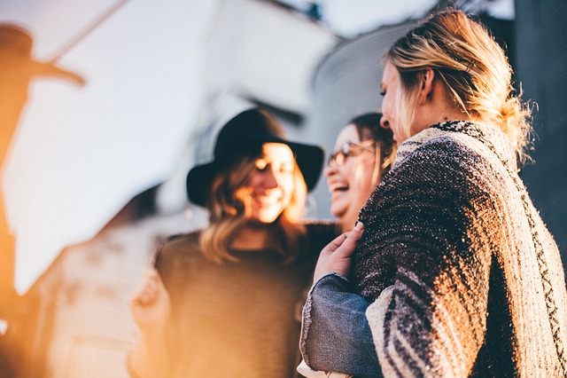 strong female friendships