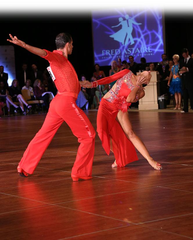 Stilig Ballroom Backstory: Paso Doble Dance of the Bulls - Fred Astaire CB-85