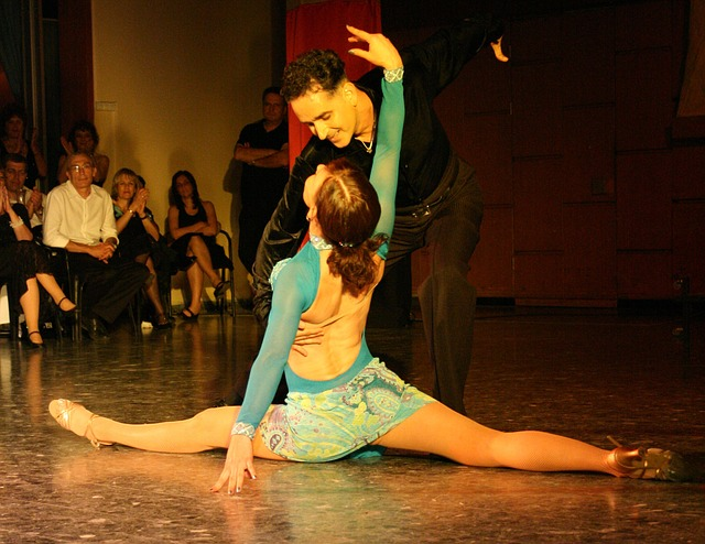 latin dance moves