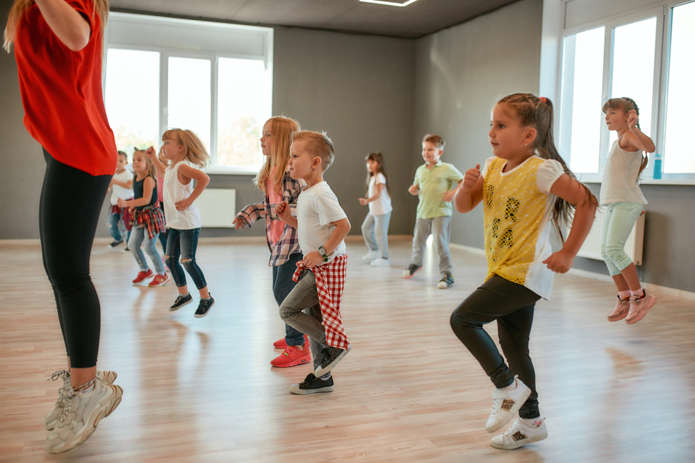 reduce anxiety with dancing